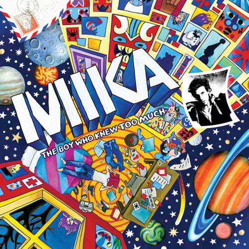 The Boy Who Knew Too Much by Mika