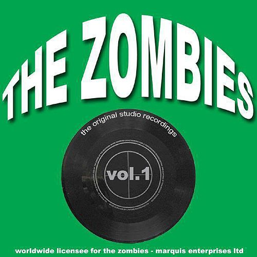 The Original Studio Recordings de The Zombies