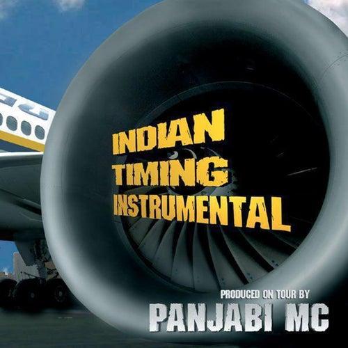 Indian Timing Instrumentals de Panjabi MC