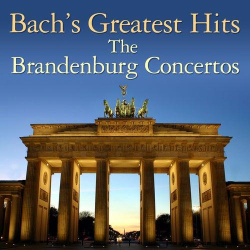Bach's Greatest Hits: The Brandenburg Concertos von Württemberg Chamber Orchestra Heilbronn