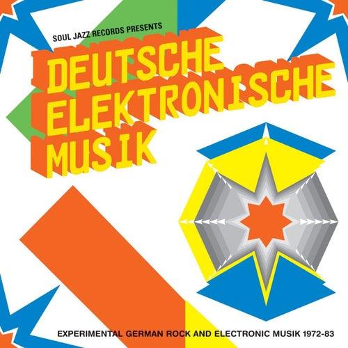 Soul Jazz Records Presents DEUTSCHE ELEKTRONISCHE MUSIK: Experimental German Rock and Electronic Music 1972-83 by Various Artists