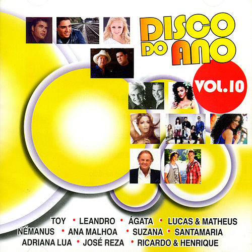 Disco do Ano Vol. 10 by Various Artists