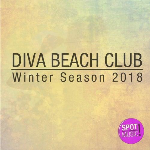 Diva Beach Club: Winter Season 2018 de Various Artists