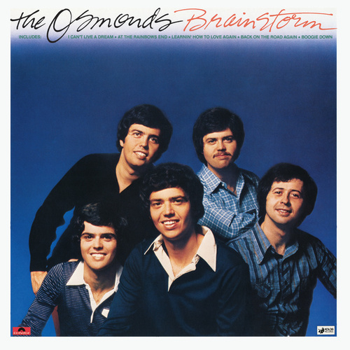 Brainstorm von The Osmonds