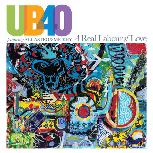 A Real Labour Of Love von UB40