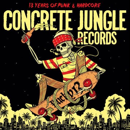 Concrete Jungle Records - Lucky 13 de Various Artists