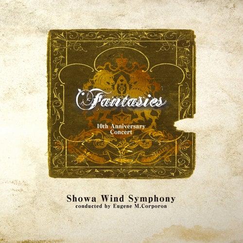 Fantasies 10th Anniversary Concert von Showa Wind Symphony