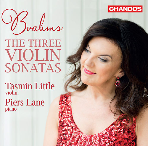 Brahms: The 3 Violin Sonatas di Tasmin Little