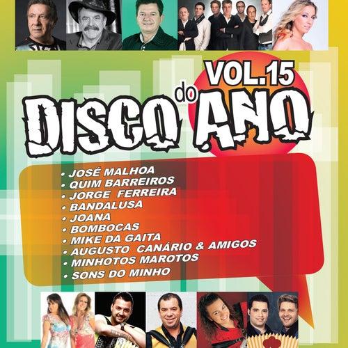 Disco do Ano Vol. 15 de Various Artists