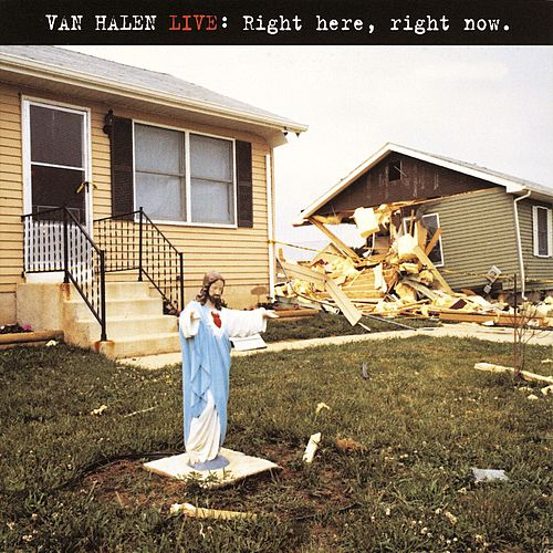 Van Halen Live: Right Here, Right Now de Van Halen