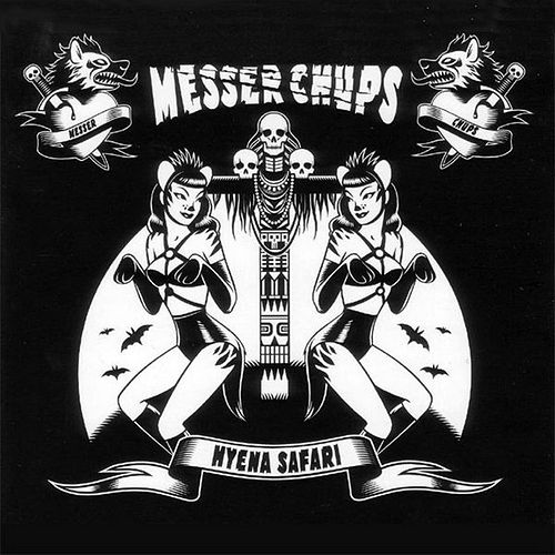 Hyena Safari by Messer Chups