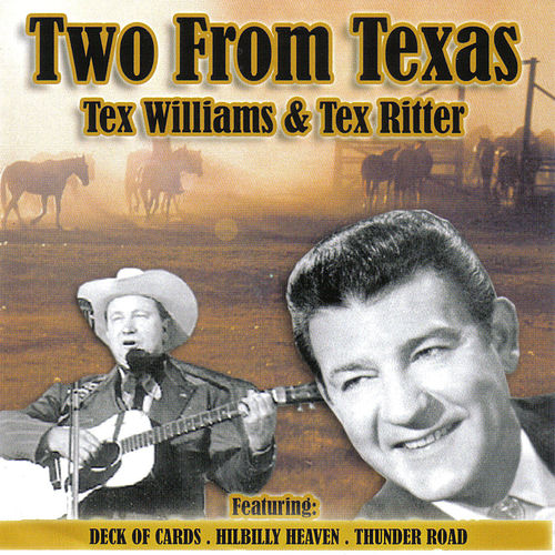 Two For Texas von Tex Williams