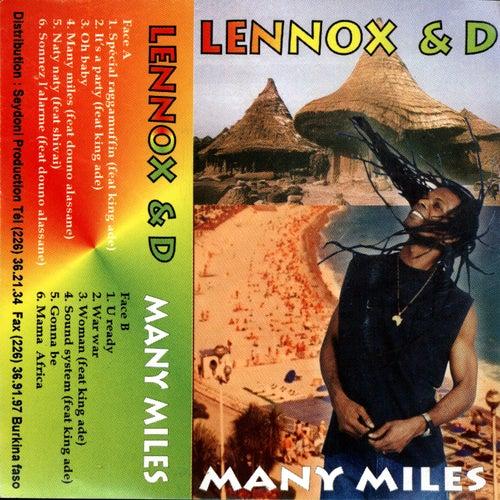 Many Miles by Lennox