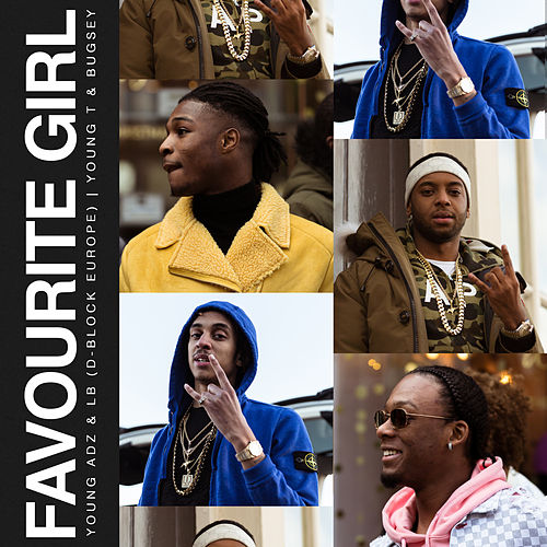 Favourite Girl von D-Block Europe