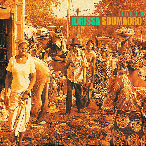 Djitoumou by Idrissa Soumaoro