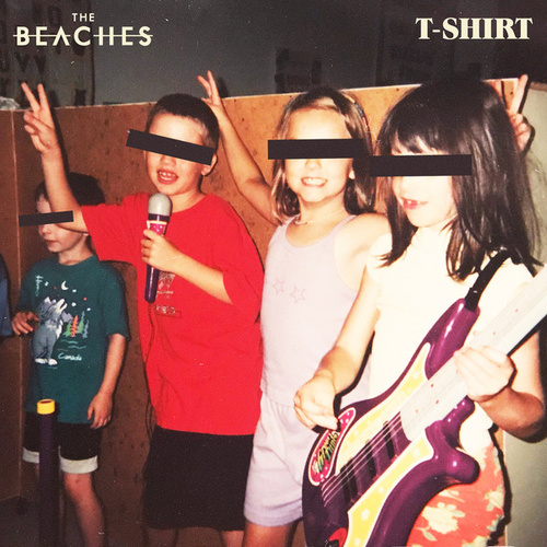 T-Shirt by The Beaches