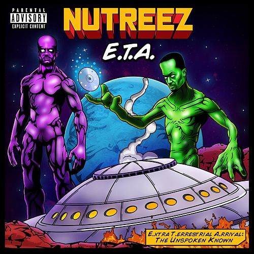 E.T.A (E.xtra T.errestrial A.rrival:The Unspoken Known) by Nu-Treez