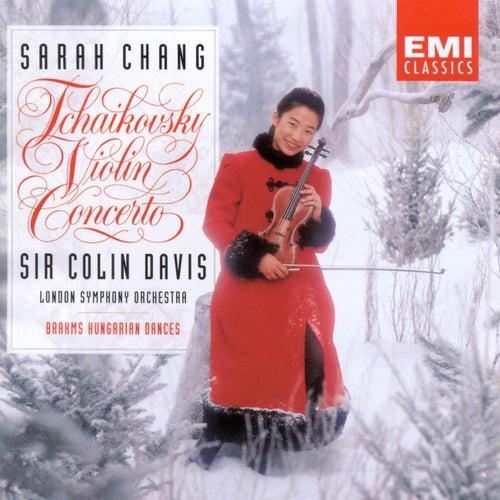 Tchaikovsky Violin Concerto de Sarah Chang