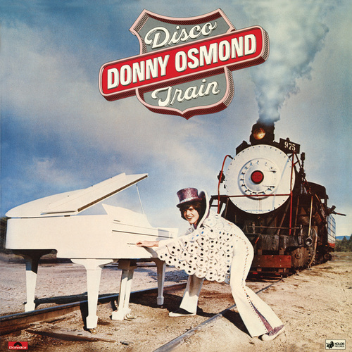 Disco Train de Donny Osmond