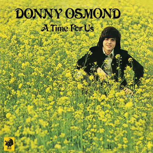 A Time For Us de Donny Osmond