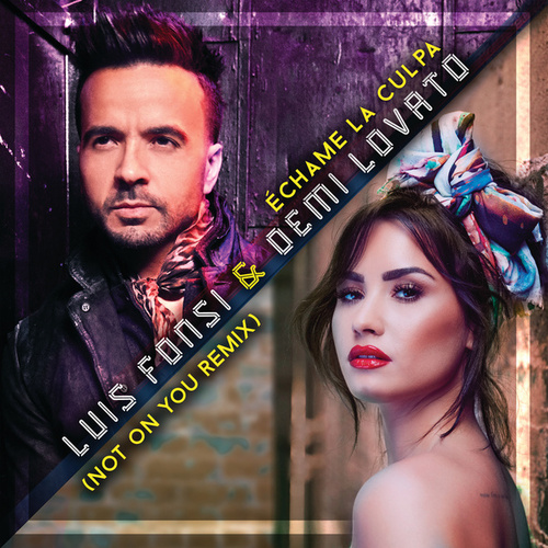 Échame La Culpa (Not On You Remix) de Demi Lovato