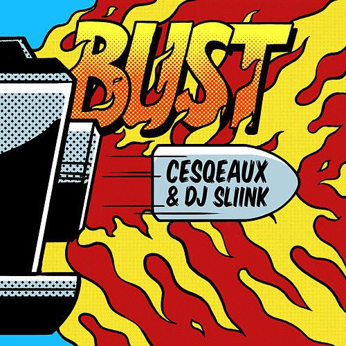 Bust de DJ Sliink