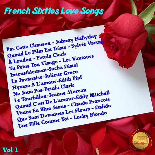 French Sixties Love Songs, Vol. 1 von Various Artists