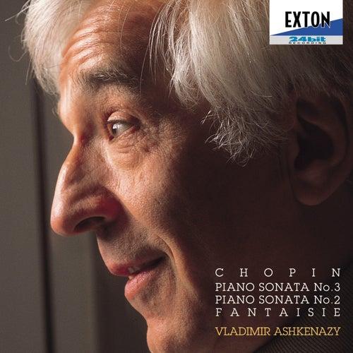 Ashkenazy / Chopin: Piano Sonata No. 3, No. 2 & Fantaisie de Vladimir Ashkenazy