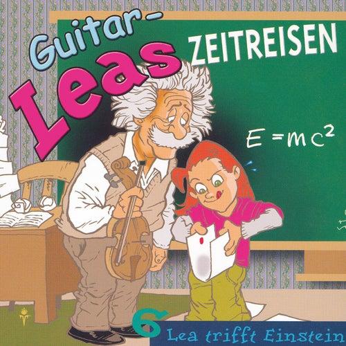 Guitar-Leas Zeitreisen - Teil 6: Lea trifft Einstein de Step Laube