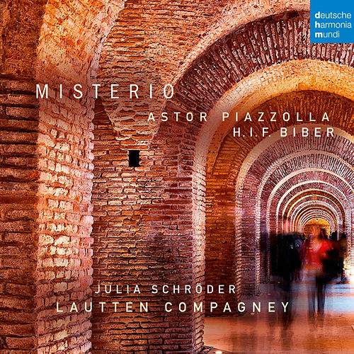 Misterio: Biber & Piazzolla by Lautten-Compagney