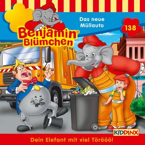 Folge 138: Das neue Müllauto von Benjamin Blümchen