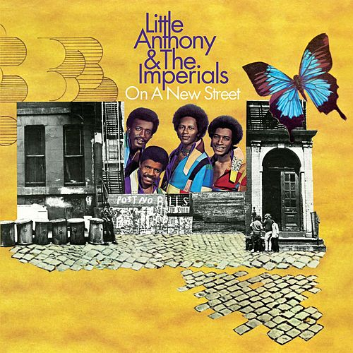 On a New Street by Little Anthony and the Imperials