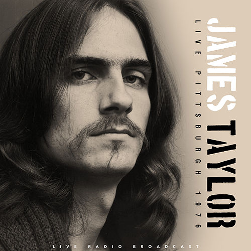 Live Pittsburgh 1976 de James Taylor