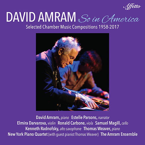 David Amram: So in America von Various Artists