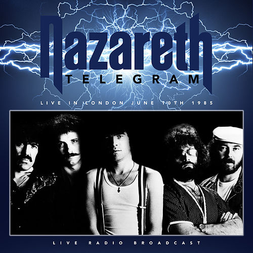 Telegram - Live in London by Nazareth