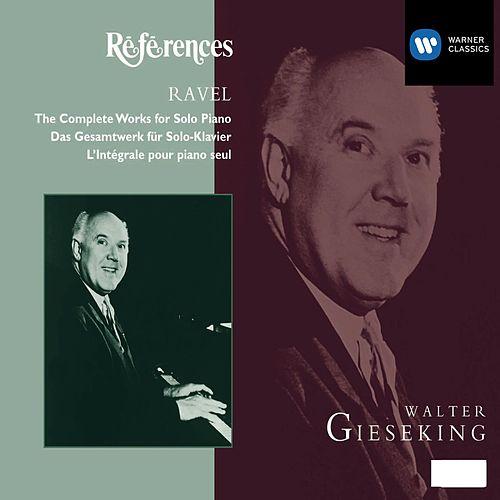 The Complete Works For Solo Piano de Maurice Ravel