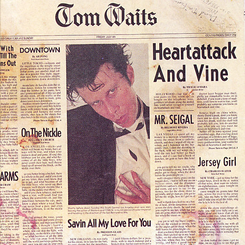 Heartattack And Vine (Remastered) de Tom Waits