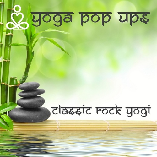 Classic Rock Yogi von Yoga Pop Ups