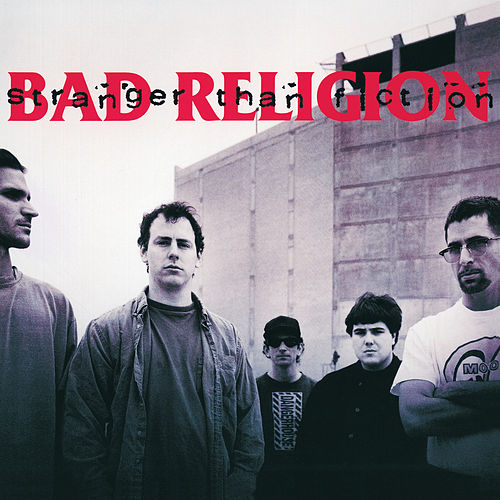 Stranger Than Fiction (Deluxe Edition Remastered) de Bad Religion