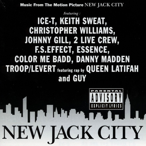 Music From The Motion Picture New Jack City de Various Artists