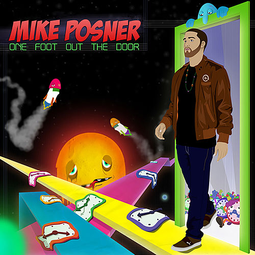 One Foot Out the Door von Mike Posner