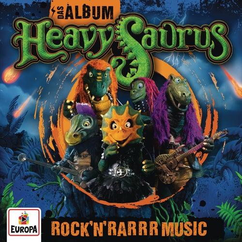 Das Album - Rock'n'Rarrr Music von Heavysaurus