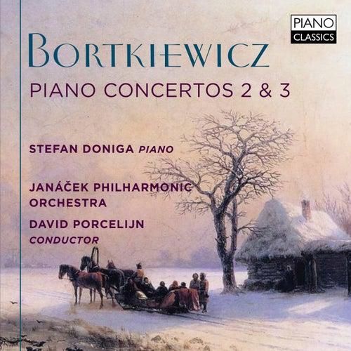 Bortkiewicz: Piano Concertos 2 & 3 by Various Artists