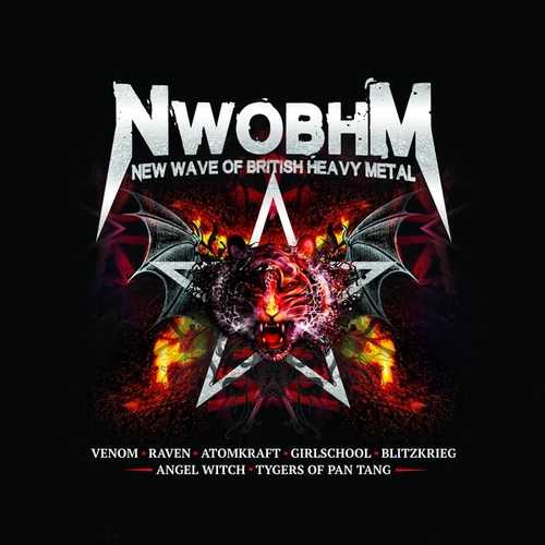 Nwobhm by Various Artists