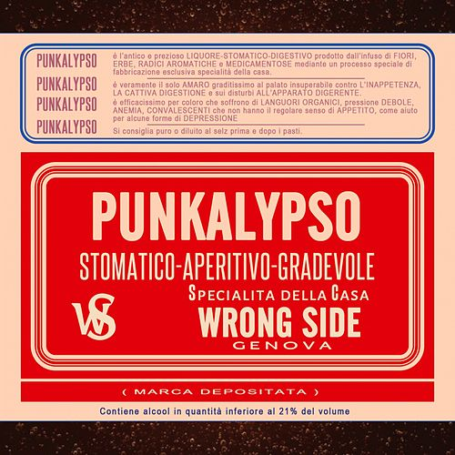 Punkalypso de The Wrong Side (1)