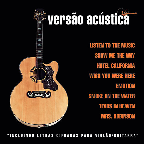 Versão Acústica von Emmerson Nogueira