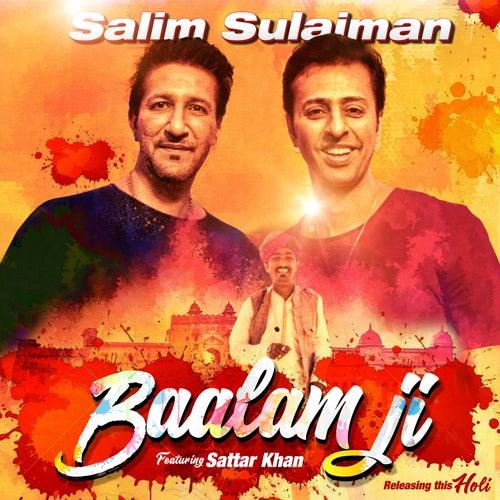 Baalamji - Single de Salim-Sulaiman