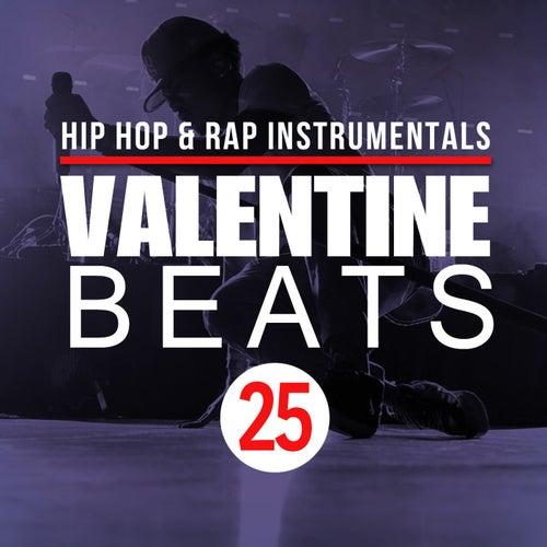 Hip Hop Beats & Rap Instrumentals Vol. 25 de Valentine Beats