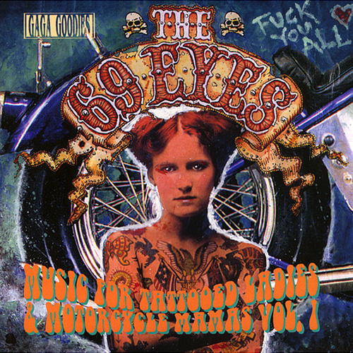Music For Tattooed Ladies & Motorcycle Mamas Vol. 1 by The 69 Eyes