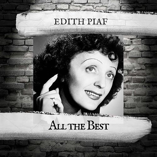 All the Best by Edith Piaf